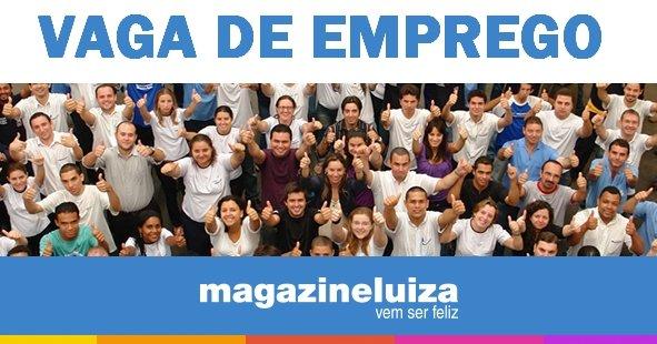 Magazine Luiza está contratando na Grande ABC