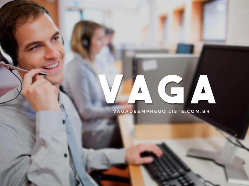 Mais de 50.000 vagas de emprego na área de Call Center em todo Brasil