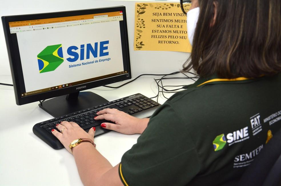 SINE tem mais de 1.000 vagas de estágio