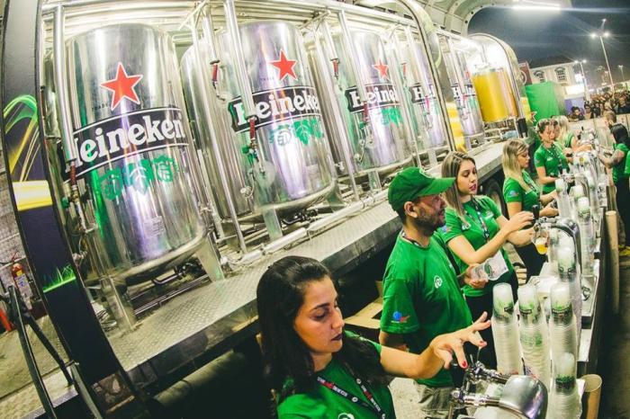 Cadastre-se online para as vagas de emprego da Heineken