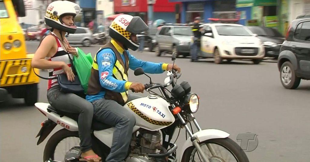 Vagas de emprego de moto táxi – saiba como pesquisar na internet