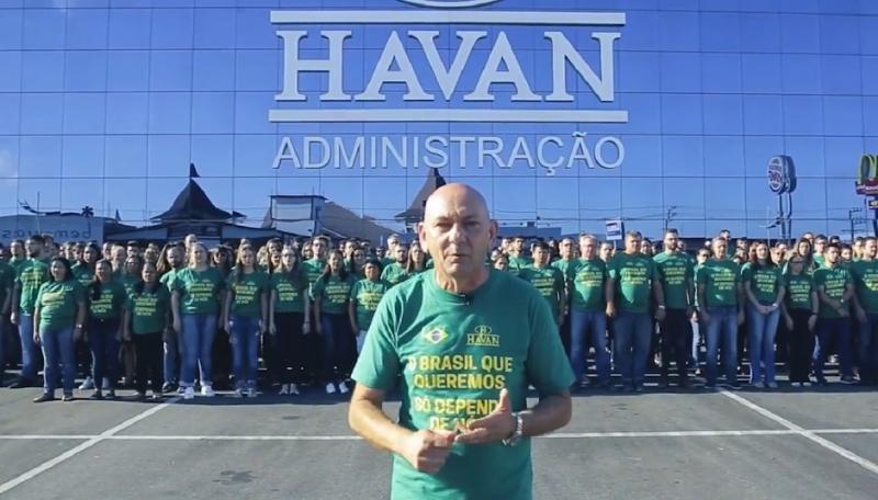 Veja como cadastrar currículo para vagas abertas na Havan