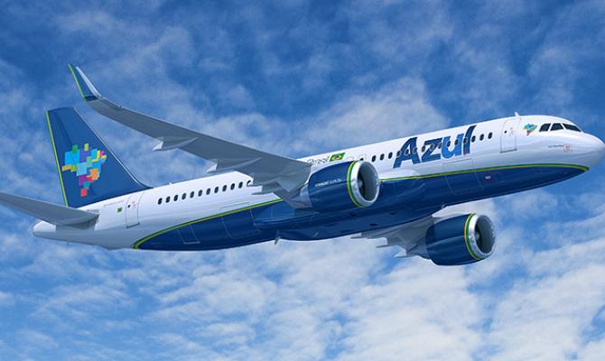 Vagas de estágio na Azul Linhas Aéreas