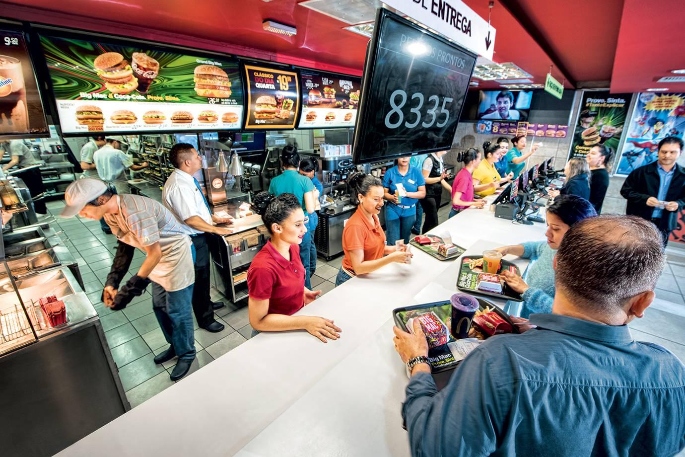 Como cadastrar currículo para vagas abertas - McDonald's