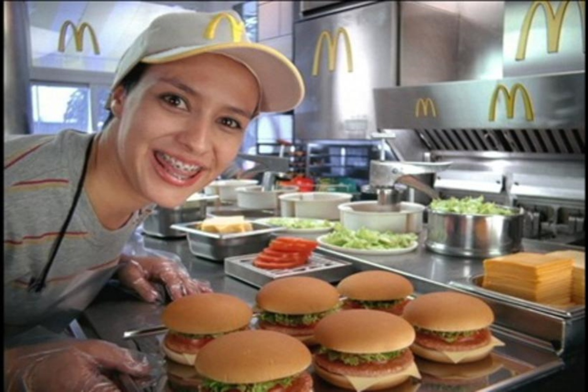 Vagas de emprego McDonald's