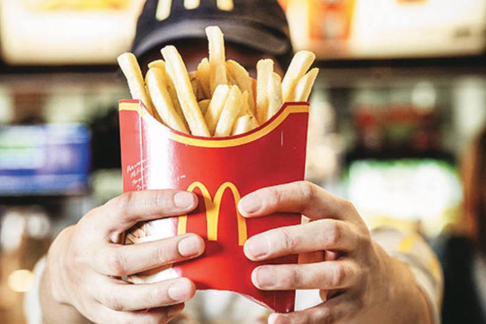 Vaga de emprego McDonald's