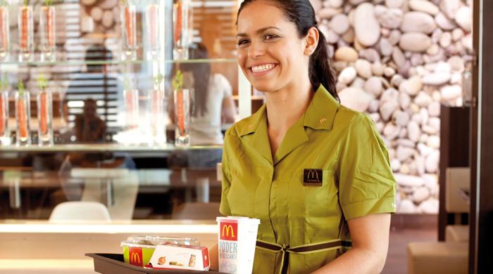 Vagas de emprego McDonalds