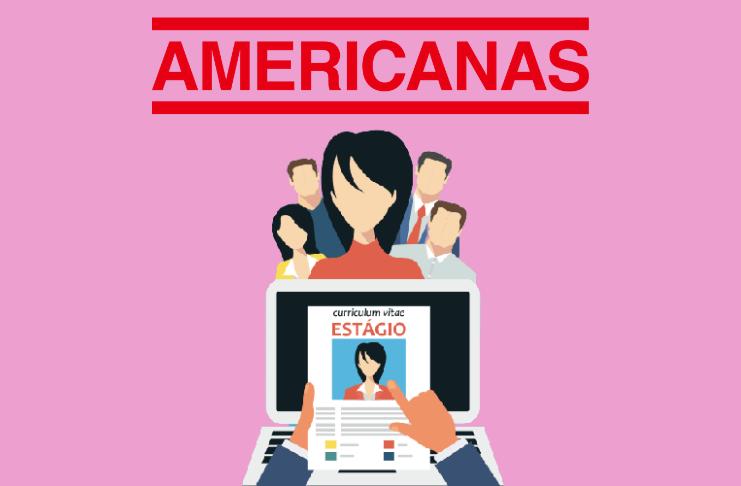 Como cadastrar currículo para vagas abertas nas Americanas
