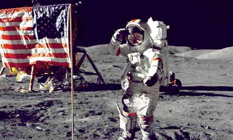 Provas reveladas da ida do homem à lua - Você acredita ou não?