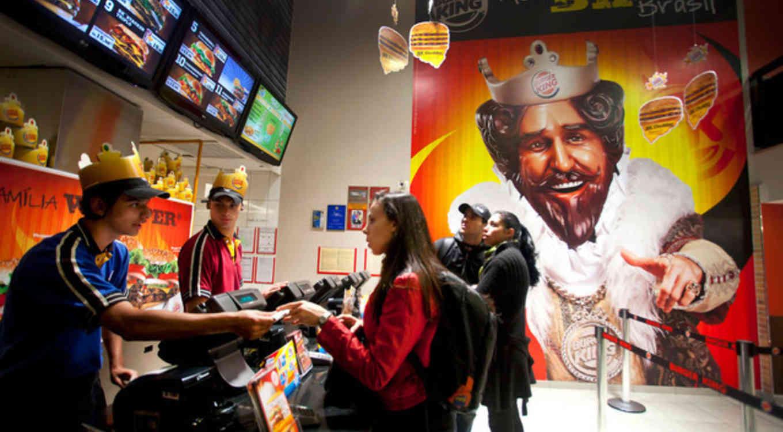 Burger King - A 2ª maior rede de hambúrgueres, descubra como fazer parte desse time.