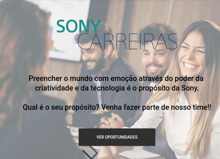 Vagas abertas na Sony Music: aprenda como cadastrar currículo