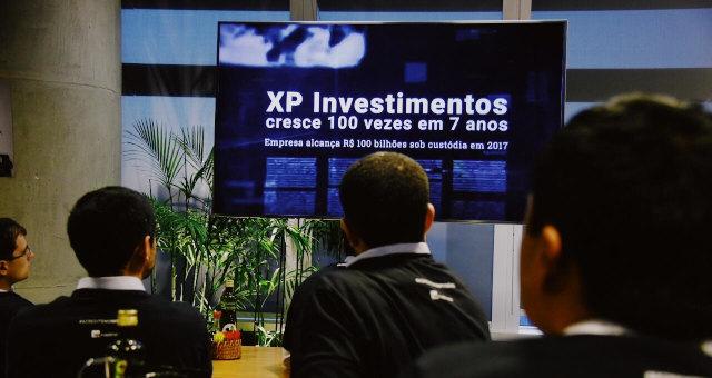 XP disponibiliza 600 empregos home office até o final do ano