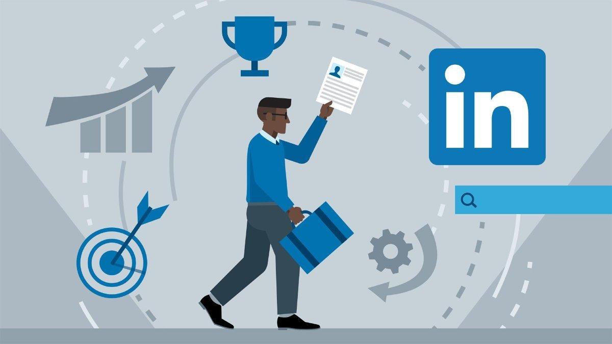 Descubra como montar um perfil bom no LinkedIn