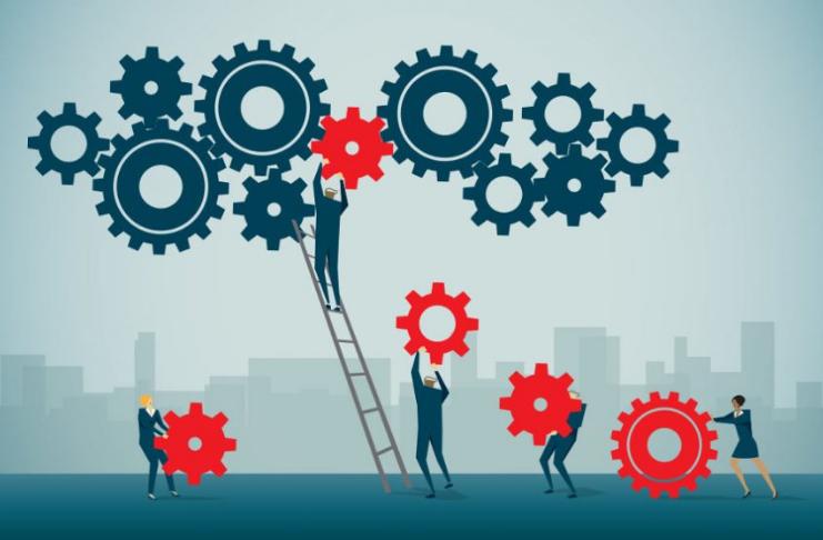 O que a colaboração eficaz parece (e não parece)?