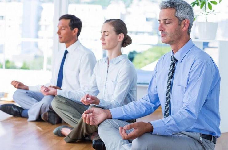 Os executivos estão mais abertos do que nunca, ao Mindfulness (atenção plena). Aqui está o porquê!