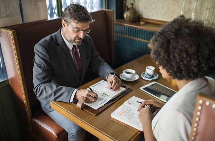 Por que você nunca é sênior demais para um mentor?