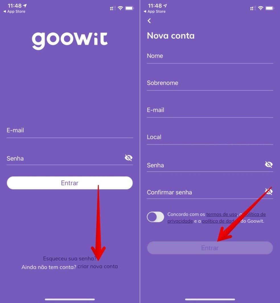 Como usar o Goowit para encontrar vagas de emprego