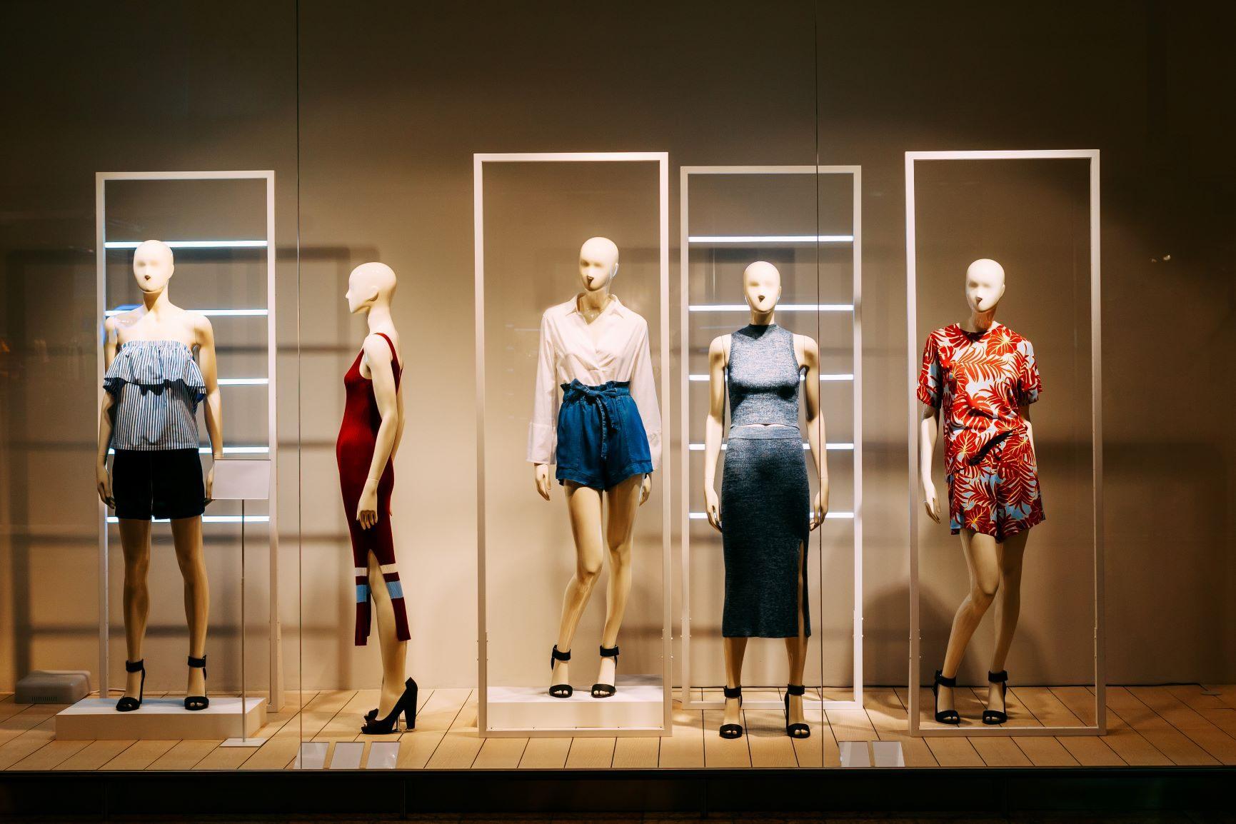 10 áreas para trabalhar com moda