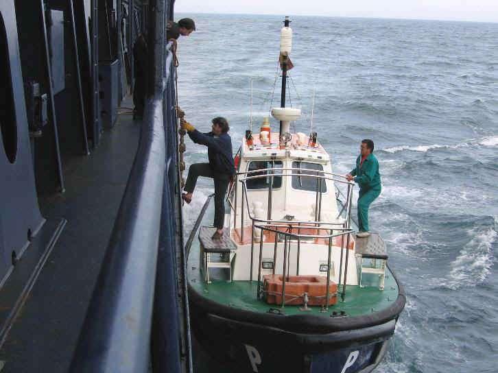 Prático de Navio – os concursos públicos mais maiores salários do Brasil