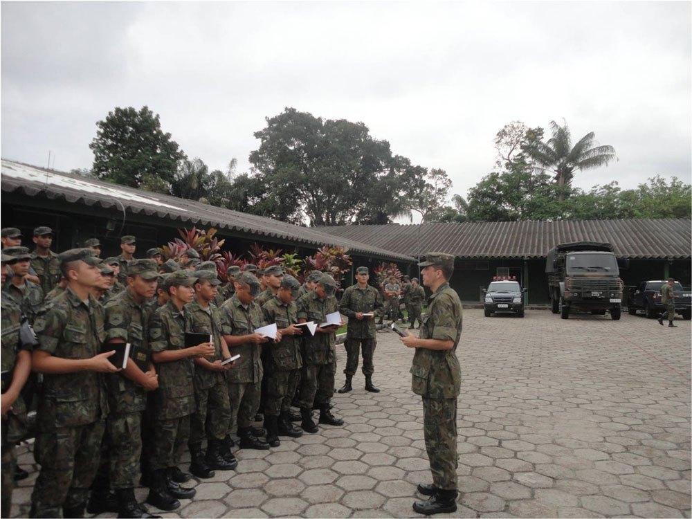 Entenda as funções do Capelão do Exército e saiba como se inscrever no concurso