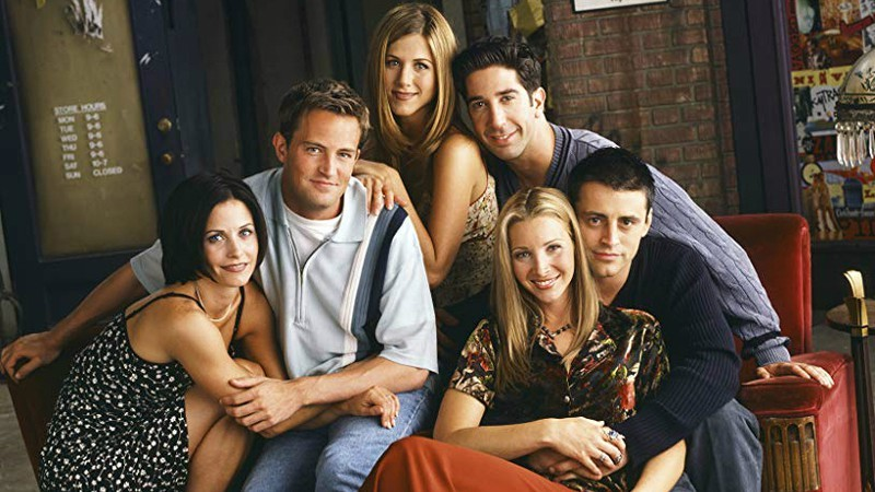 Conheça as profissões dos personagens de Friends